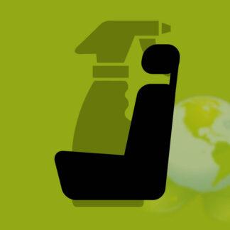 Detergentes para acabado interior de vehículos