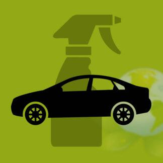 Detergentes para acabado exterior de vehículos