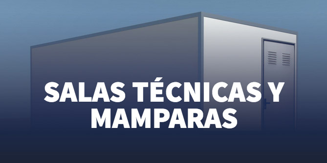 salas tecnicas i mamparas