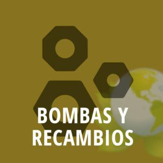 Bombas y recambios