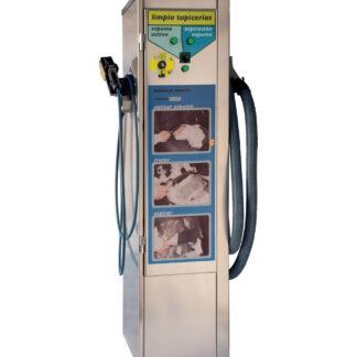 Máquina Limpia Tapicerías con espuma y cepillo