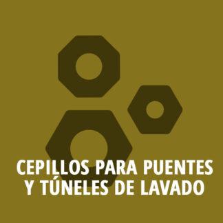 Cepillos para Puentes y Túneles de Lavado