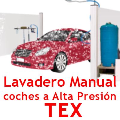 """PACK LAVADERO MANUAL ALTA PRESIÓN TEX."""