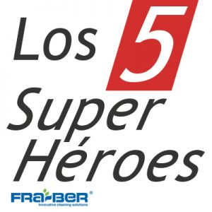 """""""LOS 5 SUPER HEROES - PRODUCTOS ESTRELLA"""""""