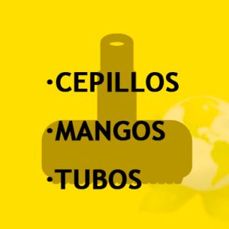 Cepillos - Mangos y Tubos
