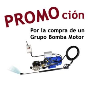 """""""Promoción Grupos Bomba Motor"""""""