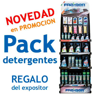"""""""Pack ESPECIAL DETERGENTES ahora en PROMOCION"""""""
