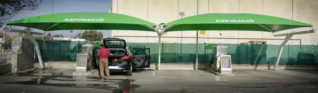 tecowash. Especialistas en instalación de máquinas de lavado para coches, camiones...