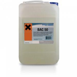 """BAC 50 25Kg desinfectante y eliminador de olores"""