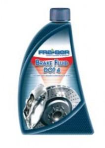 """Brake Fluid Dot 4 900ml aceite para frenos"""