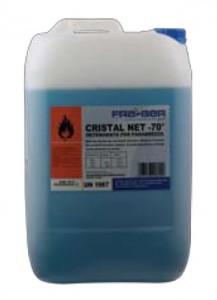 """""""Cristal Net -70 25Kg limpia paraprisas anticongelante a -70"""""""