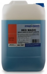 """Deo Magic -30 25Kg limpiador anticongelante de paraprisas a -30"""