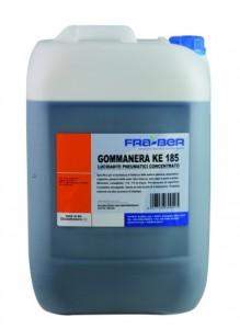 """""""Gommanera KE 185 25Kg Abrillantador Goma y Plasticos Exterior"""""""