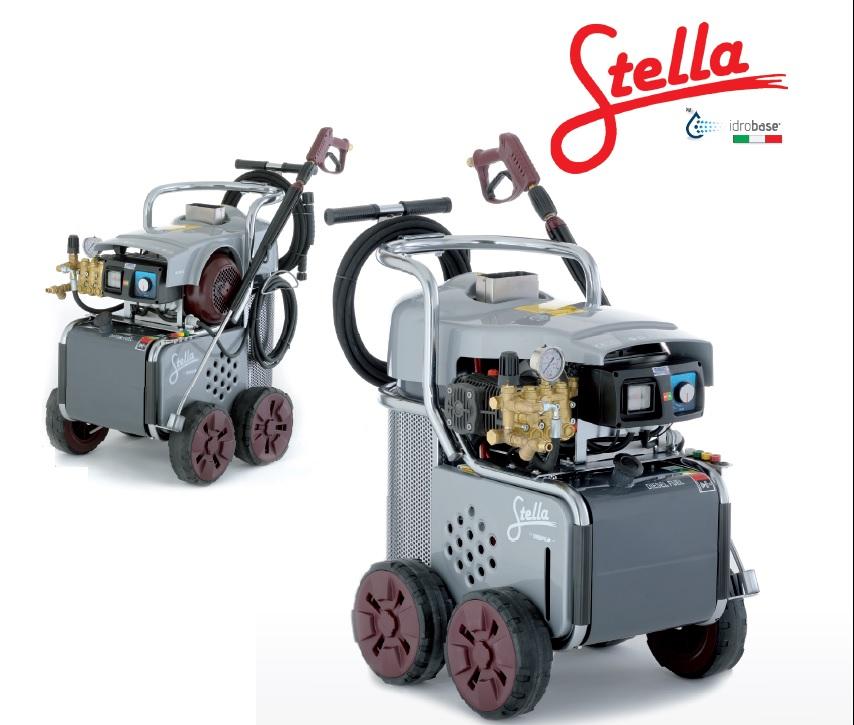 Hidrolimpiadora Stella tecowash