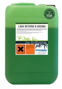 """""""Lava Interni B Aroma enzymatico para tapizados"""""""