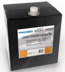 """""""Liquid Power Interior B8 limpia tapizados nanotecnológico"""""""