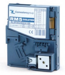 """Monedero Electrónico Evolution RM5"""