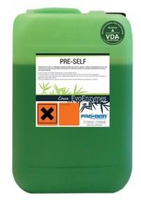 """Pre-Self detergente enzymatico para boxes"""