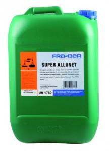 """""""Super Allunet 25Kg limpiador para superficies d'aluminio y inox"""""""
