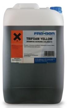 Trifoam Color Perfumado 25Kg. Tecowash