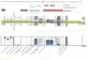 """""""Túnel de lavado para vehículos Compact de 25 metros"""""""