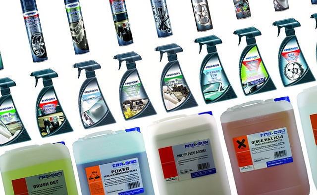 Detergentes para coches tecowash